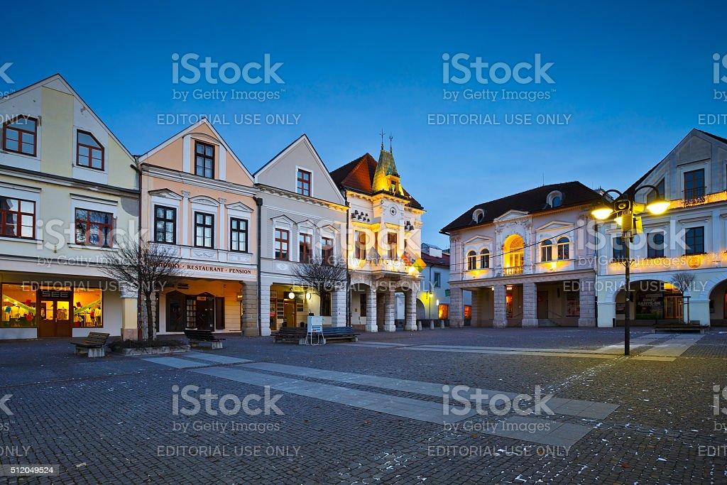 ジリナ、スロバキアます。 ロイヤリティフリーストックフォト