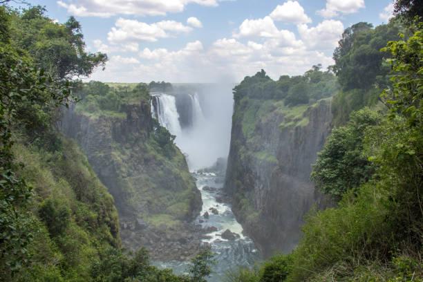Zimbabwe: Victoria Falls stock photo