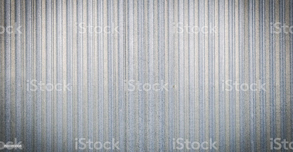 zinc background for texture stock photo