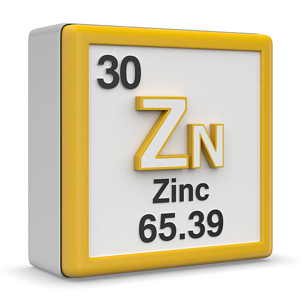 Royalty Free Symbol For The Chemical Element Zinc Pictures Images