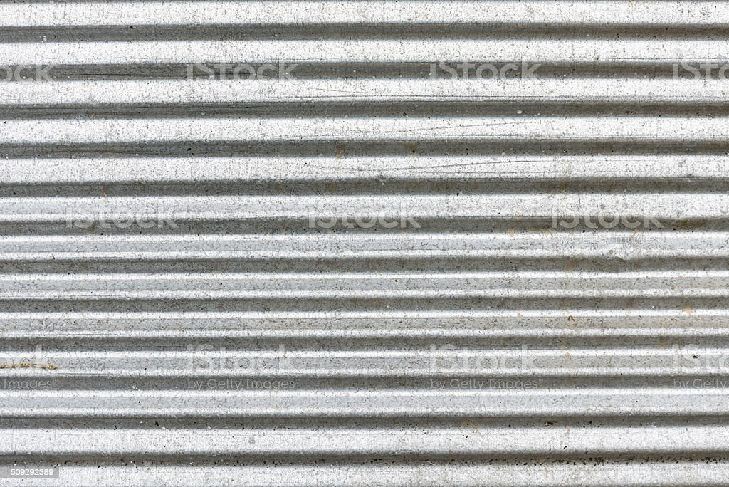 zinc industries plate rust stock photo