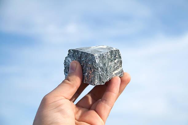 zinc mine nugget - 鋅 個照片及圖片檔