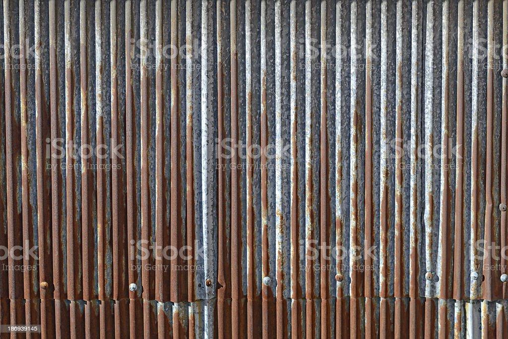 Zinc stock photo