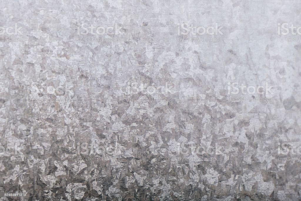 zinc sheet texture stock photo