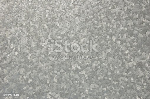 Steel plate background.