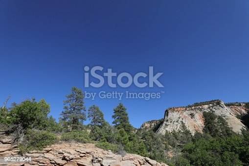 Zion National Park Stock Photo & More Pictures of Horizontal