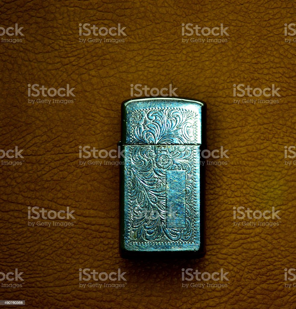 Zippo Background Vintage Stock Photo & More Pictures of 2015 | iStock