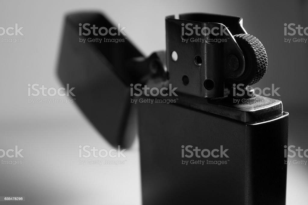 Zippo stock photo