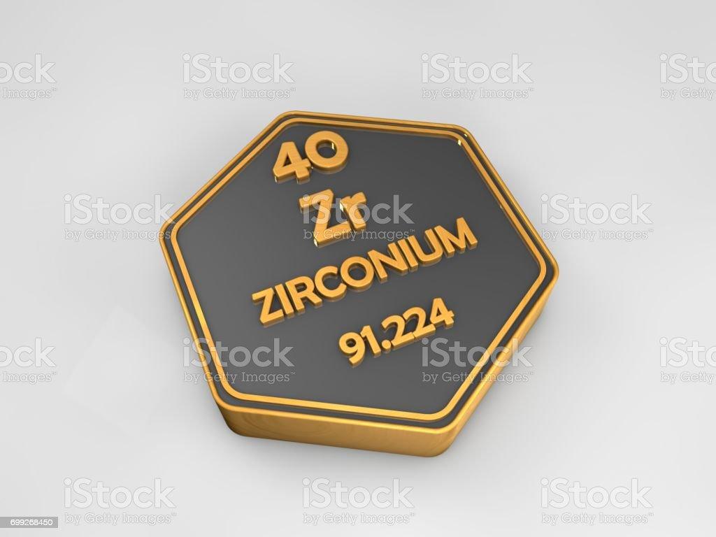 Fotografa de circonio zr elemento qumico tabla peridica forma circonio zr elemento qumico tabla peridica forma hexagonal 3d render foto de stock libre urtaz Image collections