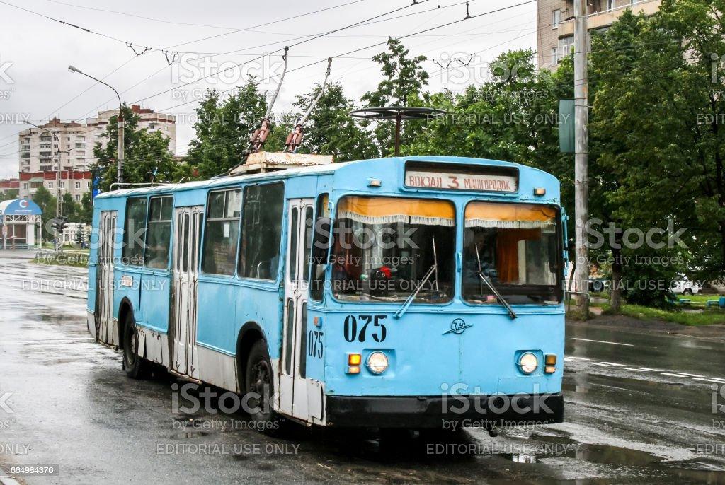 ZiU 682V stock photo