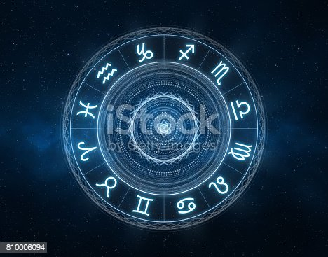 istock Zodiac Signs background 810006094