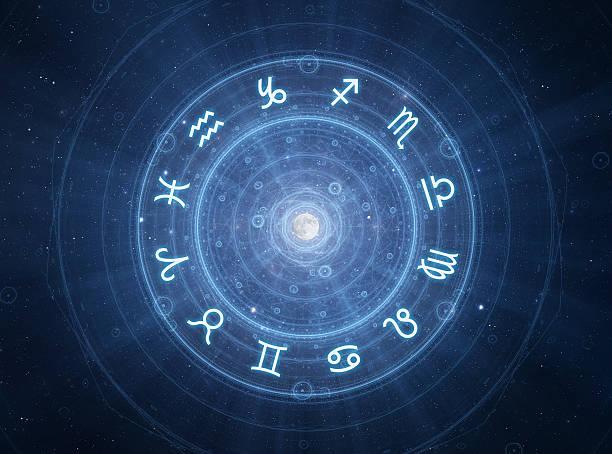 signes du zodiaque - signes du zodiaque photos et images de collection