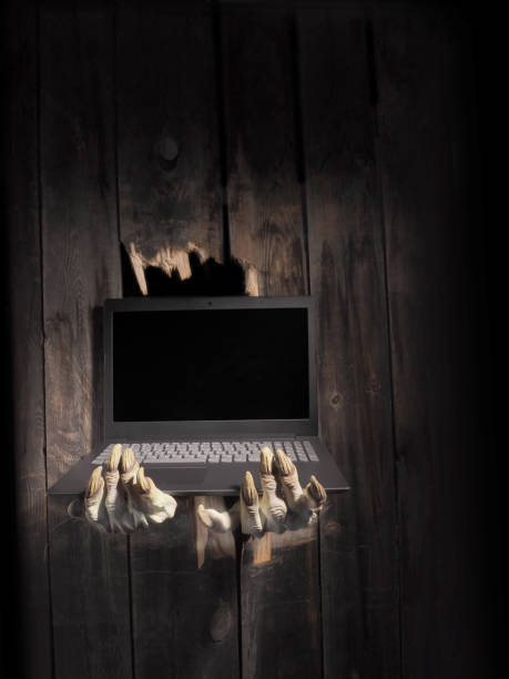 Zombie hand through hole cracked in rustic woodhalloween theme picture id1026458654?b=1&k=6&m=1026458654&s=612x612&w=0&h=9irnbr eudocbjjtmdxy34f3arli9eujvfzol4sv1qw=