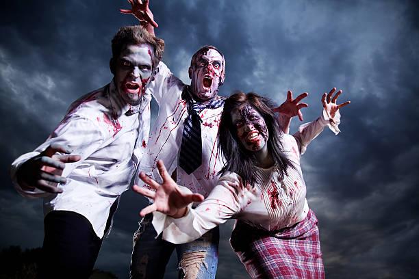 zombi - zombie fotografías e imágenes de stock