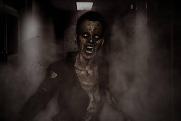 zombie - zombie apocalypse stock photos and pictures