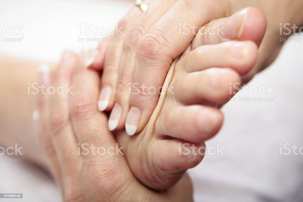 Zone Therapy royalty-free stock photo