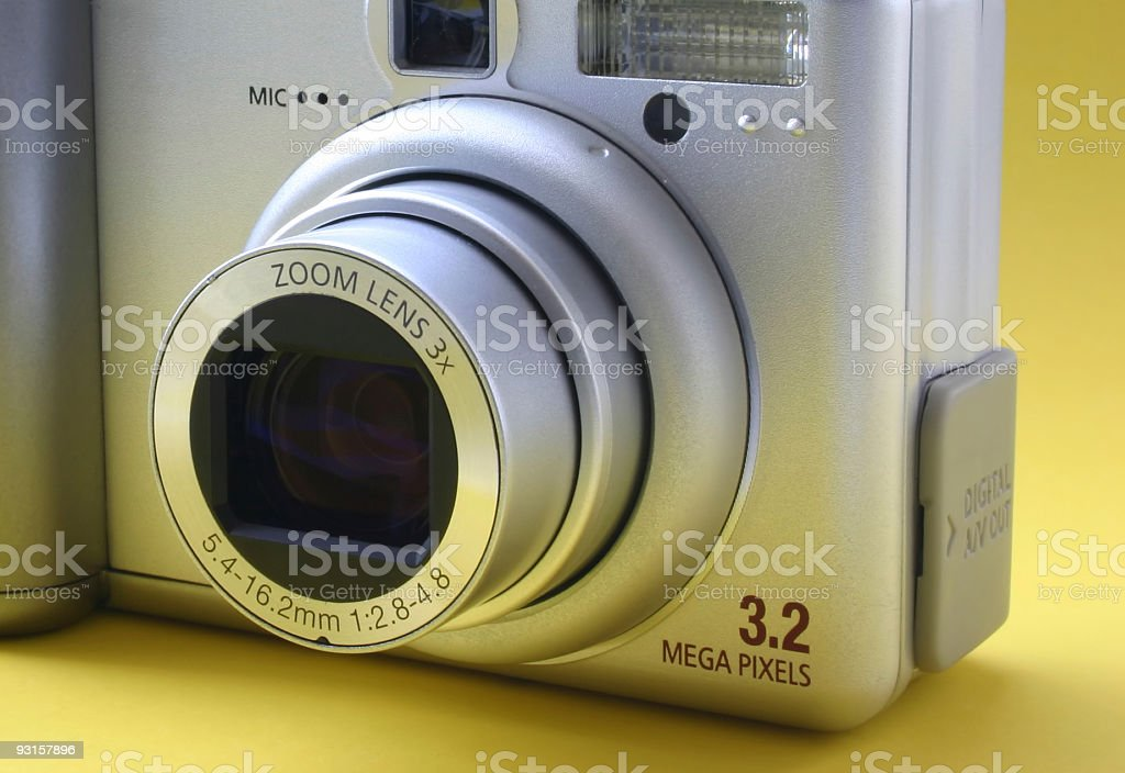 Lente de zoom 3x - 2 - foto de stock