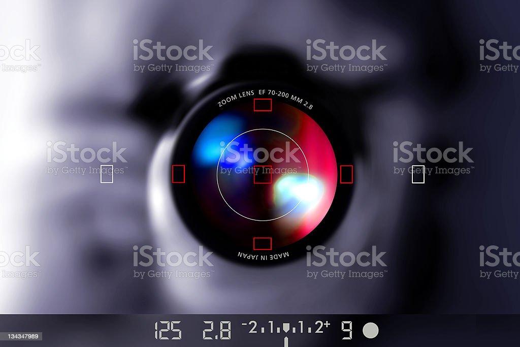 zoom stock photo