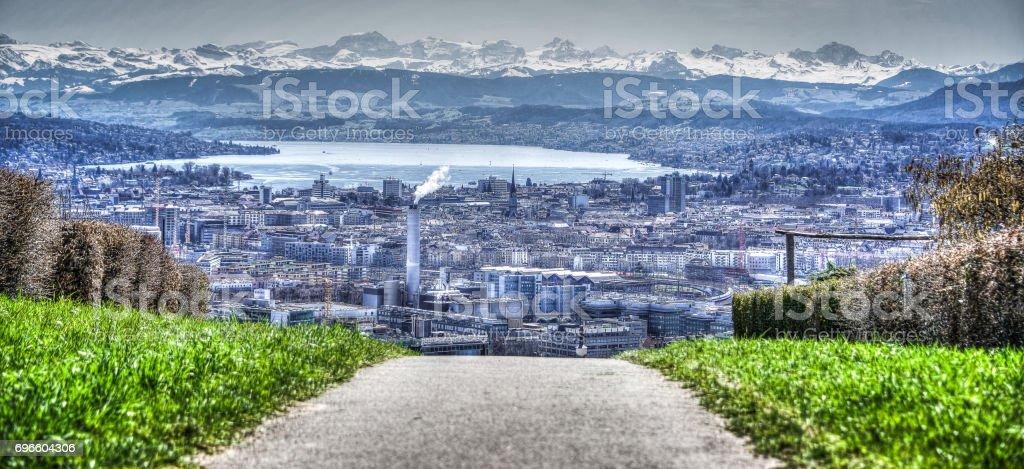 Zürich City – Foto