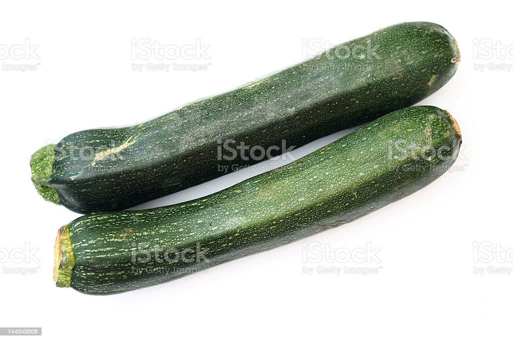 courgettes royalty-free stock photo