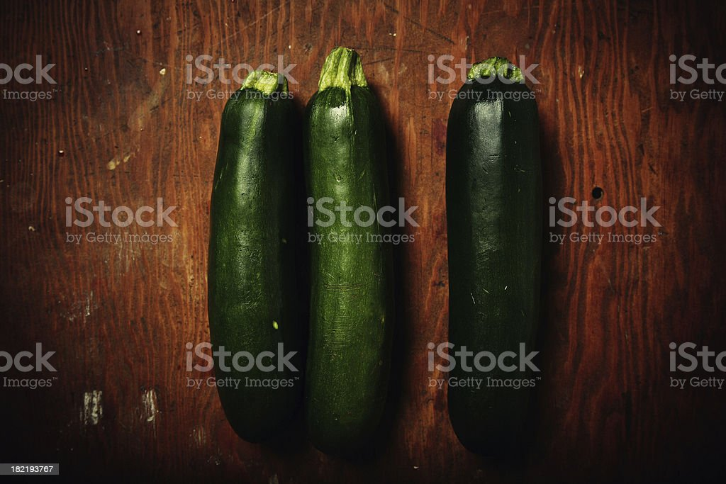 zucchini royalty-free stock photo