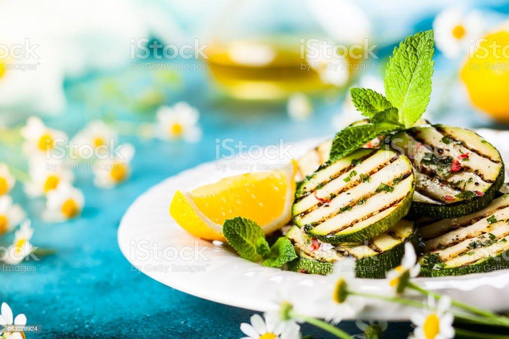 zucchini royalty-free 스톡 사진