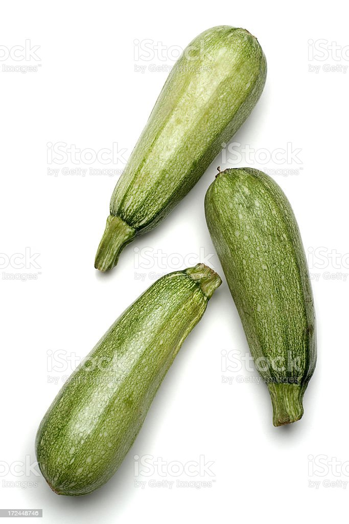 Zucchini Squash royalty-free stock photo