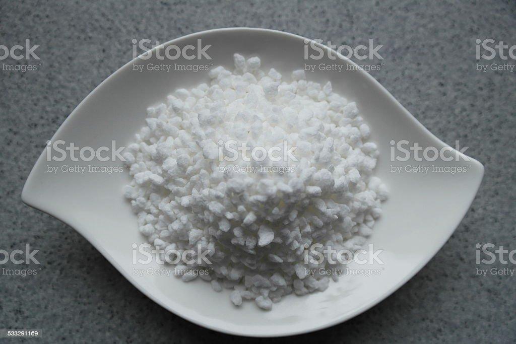 Zucker stock photo