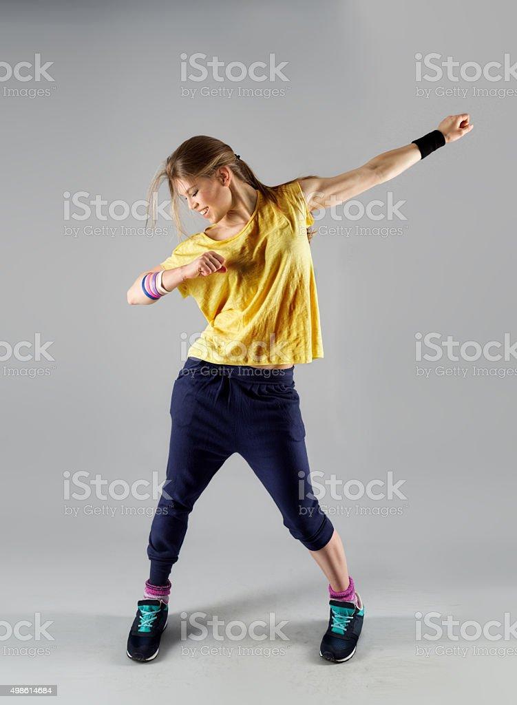 Zumba Aerobic Frau – Foto