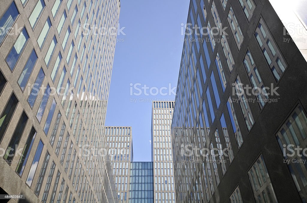 Zurich - Building royalty-free stock photo