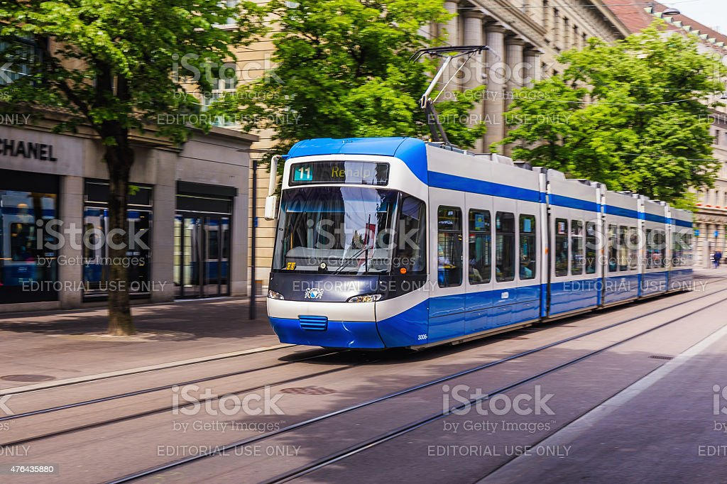 Zurich Inner City, Switzerland stock photo