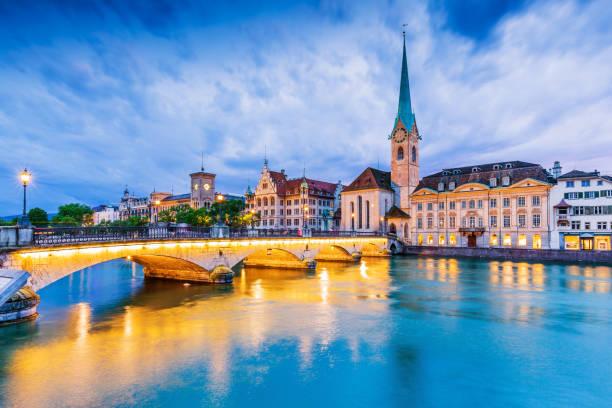 Zürich, Schweiz. – Foto