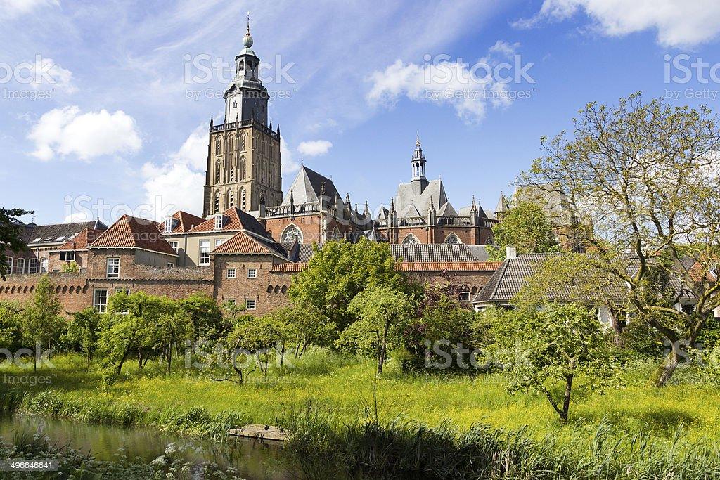 Zutphen - The Netherlands stock photo