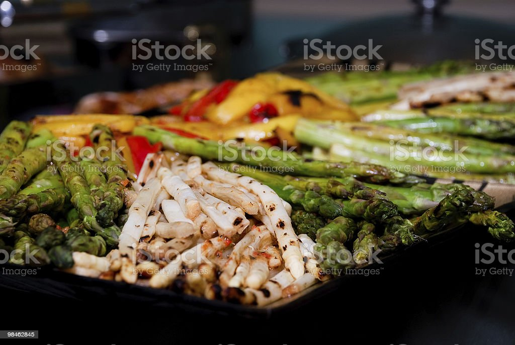 Zzucchini Tray royalty-free stock photo