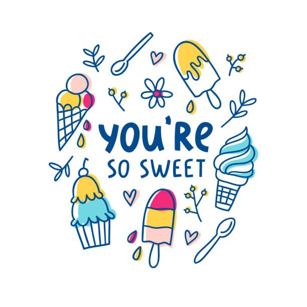 ilustrações de stock, clip art, desenhos animados e ícones de ðžñð½ð¾ð²ð½ñ‹ðµ rgb - ice cream