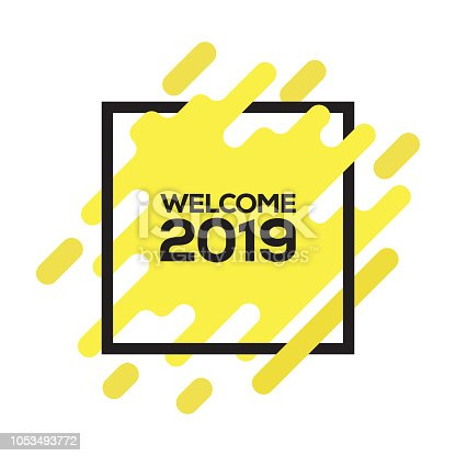 WELCOME 2019 BANNER DESIGN