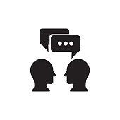 istock TALKING ICON 1055866644
