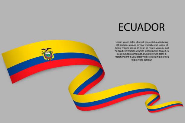 ilustraciones, imágenes clip art, dibujos animados e iconos de stock de rgb основные - bandera de ecuador