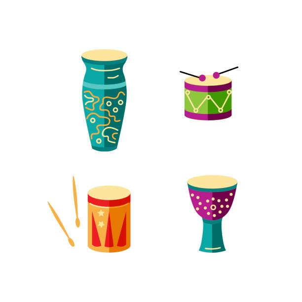 stockillustraties, clipart, cartoons en iconen met основные rgb - drum