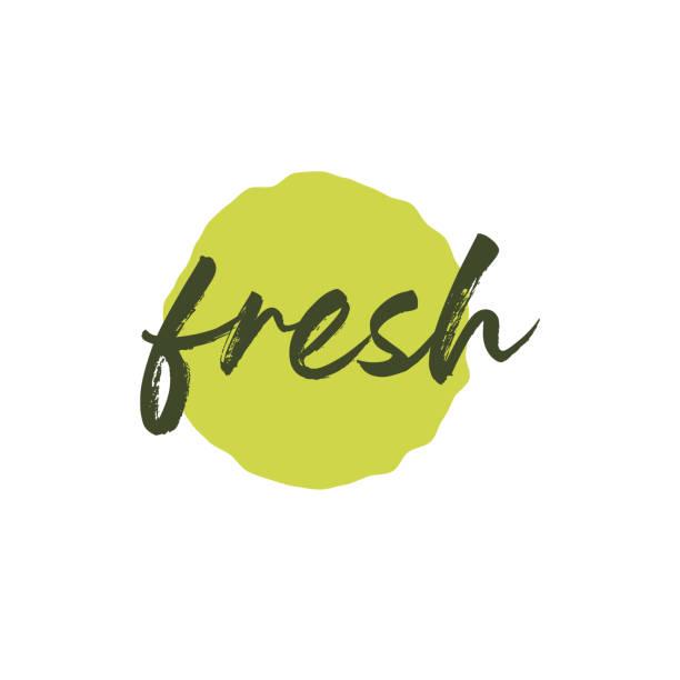 illustrazioni stock, clip art, cartoni animati e icone di tendenza di organic products banner - organic food