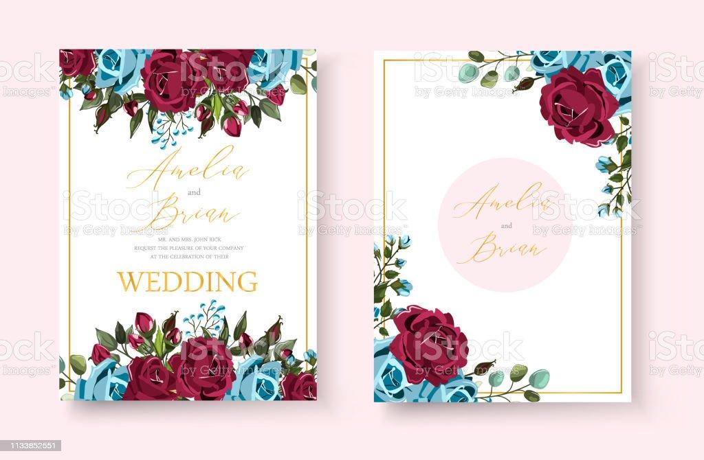 stock-vector-wedding-invitation-floral-invite-thank-you-rsvp-modern-card-design-green-tropical-palm-leaf-1005706003 векторная иллюстрация