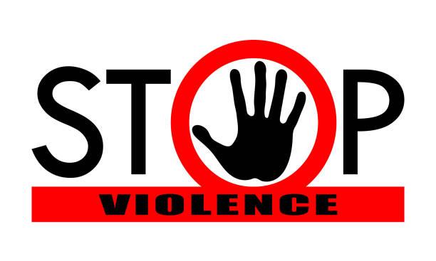 sv2 - domestic violence stock illustrations