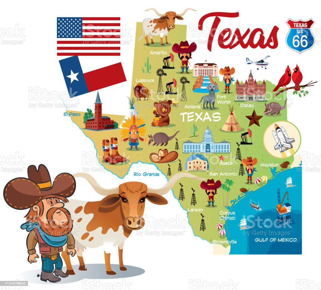 Cartoon Map Of Texas Stock Illustration - Download Image Now ... on cartoon map of philly, cartoon map of wyoming, cartoon map of corpus christi, cartoon map of sweden, cartoon map of rhode island, cartoon map of dominican republic, cartoon map of seattle washington, cartoon map of usa, cartoon map of u.s, cartoon map of bay area, cartoon map of fort worth, cartoon map of bronx, cartoon map of guam, cartoon map of haiti, cartoon map of caribbean, cartoon map of lexington, cartoon map of detroit, cartoon map of baltimore, cartoon map of burbank, cartoon map of ri,