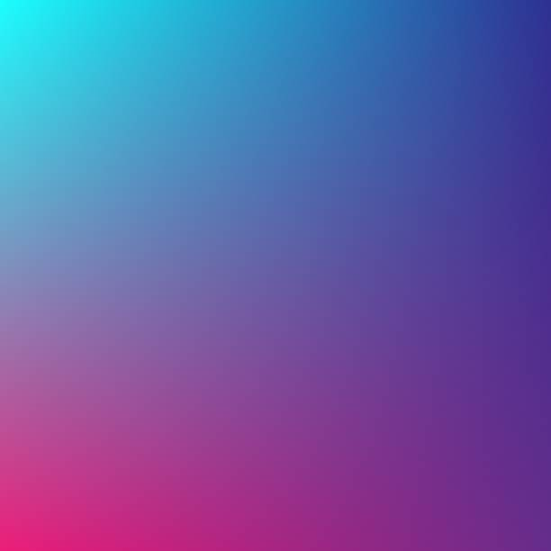 5005001 Vector gradient of blue and warm colors for design. Beautiful abstract background for poster, brochure, web, ad hill stock illustrations