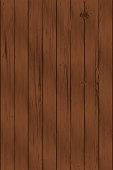 Dark wood textured background vector illustration. Vector illustration