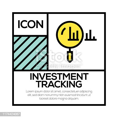 614338352istockphoto INVESTMENT TRACKING ICON CONCEPT 1174424057