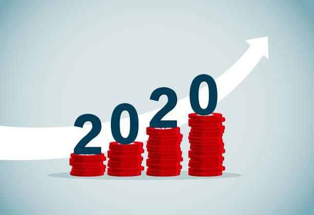 illustrations, cliparts, dessins animés et icônes de 2020 - calendrier de l'avant