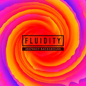 This vector illustration features liquid blending color waves as smooth flowing motion abstract artwork. It is a combination of fluid motion waves incorporating vibrant colors. The illustration represents the concept of fluidity which means the quality of being changeable and the property of flowing. The image is flamboyant, flashy and contrast. The use of shine and color portrays a sense of hyper realistic and futuristic style of imagery.
