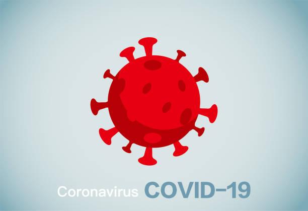COVID-19 vector art illustration