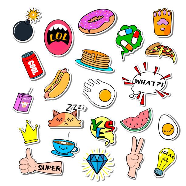 ilustrações de stock, clip art, desenhos animados e ícones de ðŸðµñ‡ð°ñ'ñŒ - lata comida gato